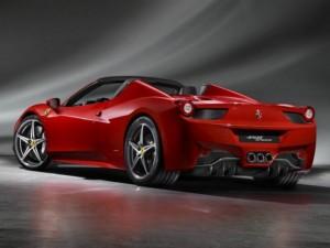 Ferrari_458 Spider